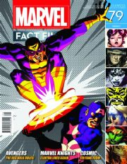 Marvel Fact Files #79 Eaglemoss Publications